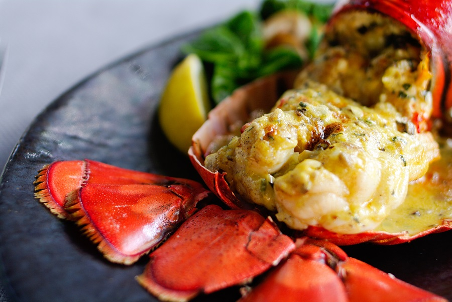 Just because you're eating gluten-free doesn't mean that you can't indulge yourself with something truly amazing like lobster.