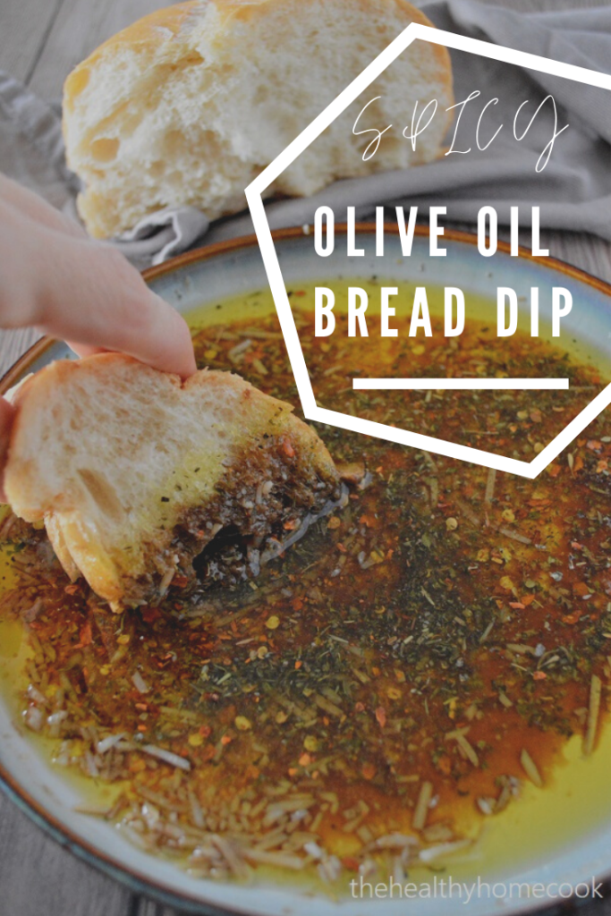 This easy appetizer is the most delicious bread dipping oil combo you've ever had!